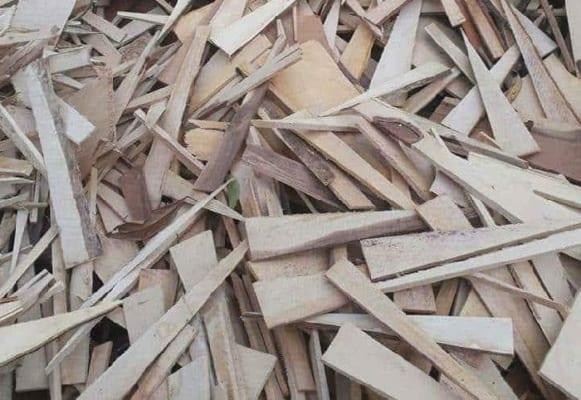 Thu mua gỗ vụn, gỗ đã qua sử dụng giá cao